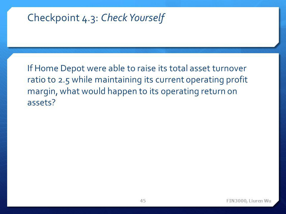 Checkpoint 4.3: Check Yourself