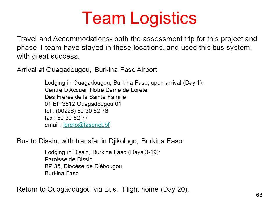 Team Logistics