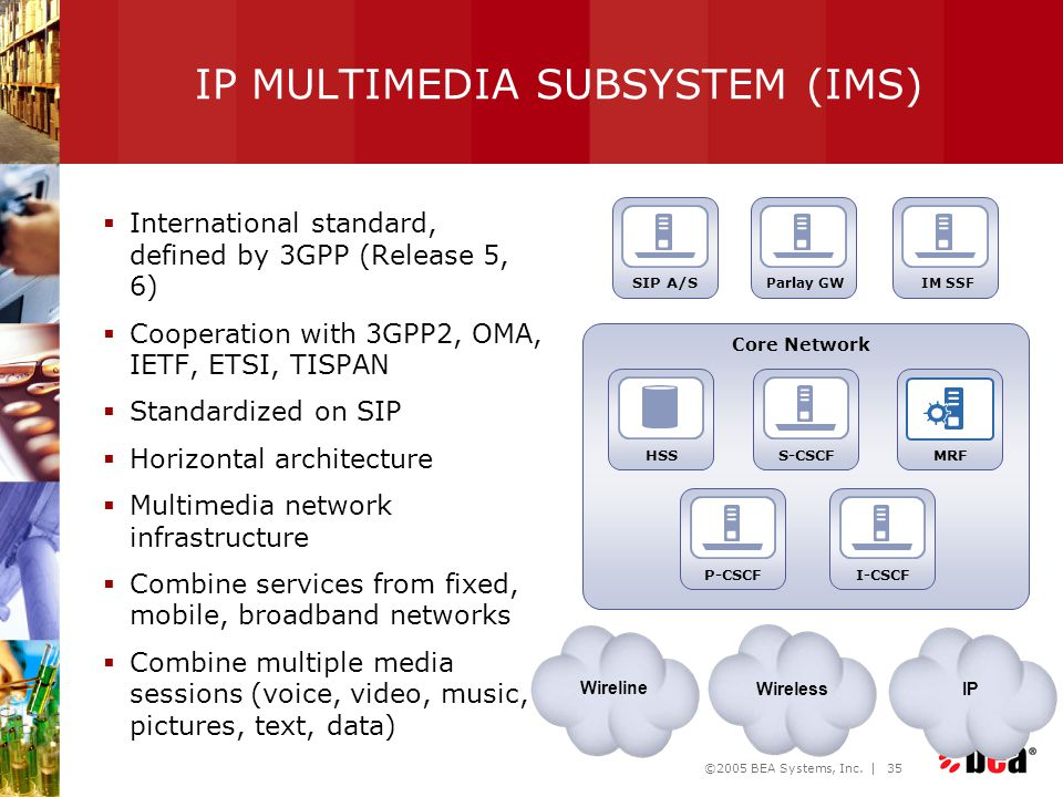 Ip multimedia subsystem dissertation