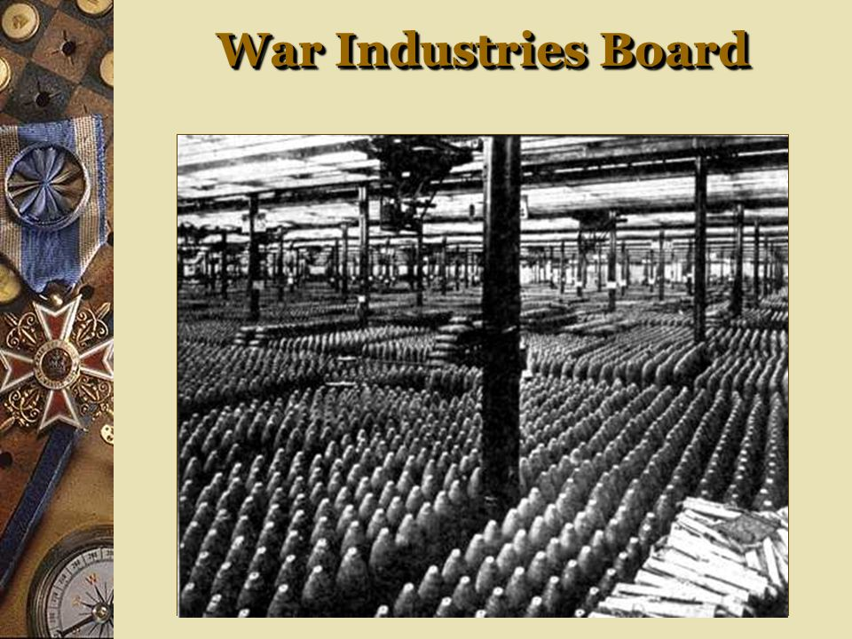 War Industries Board