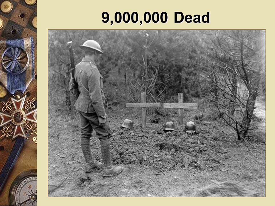 9,000,000 Dead