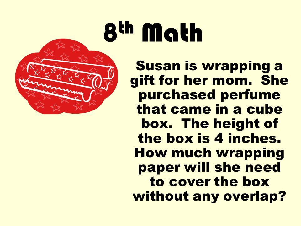 8th Math