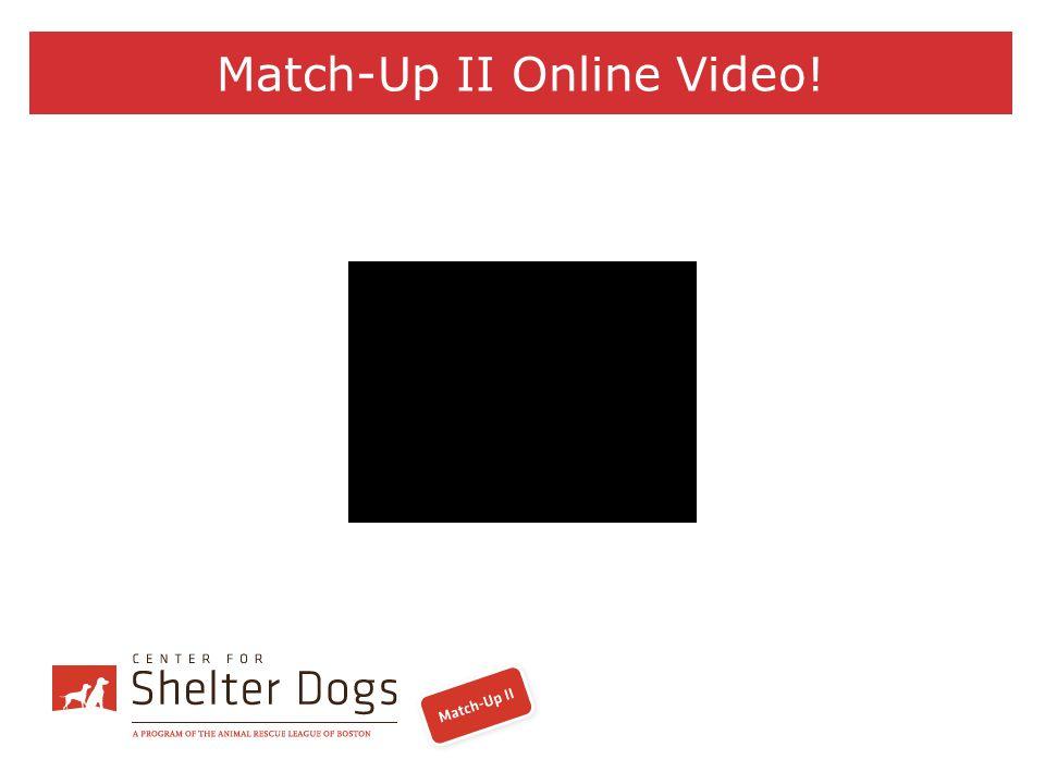 Match-Up II Online Video!