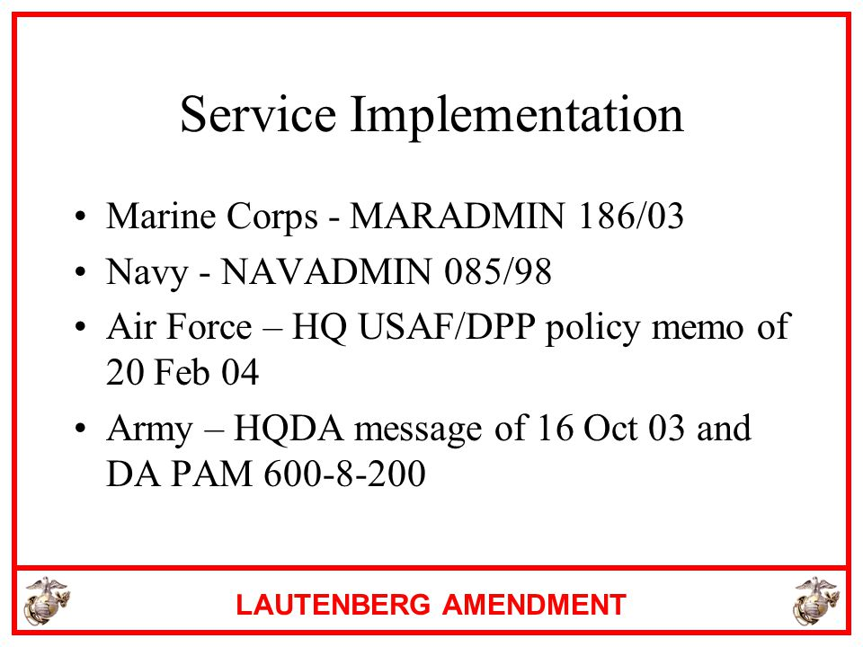 Service Implementation