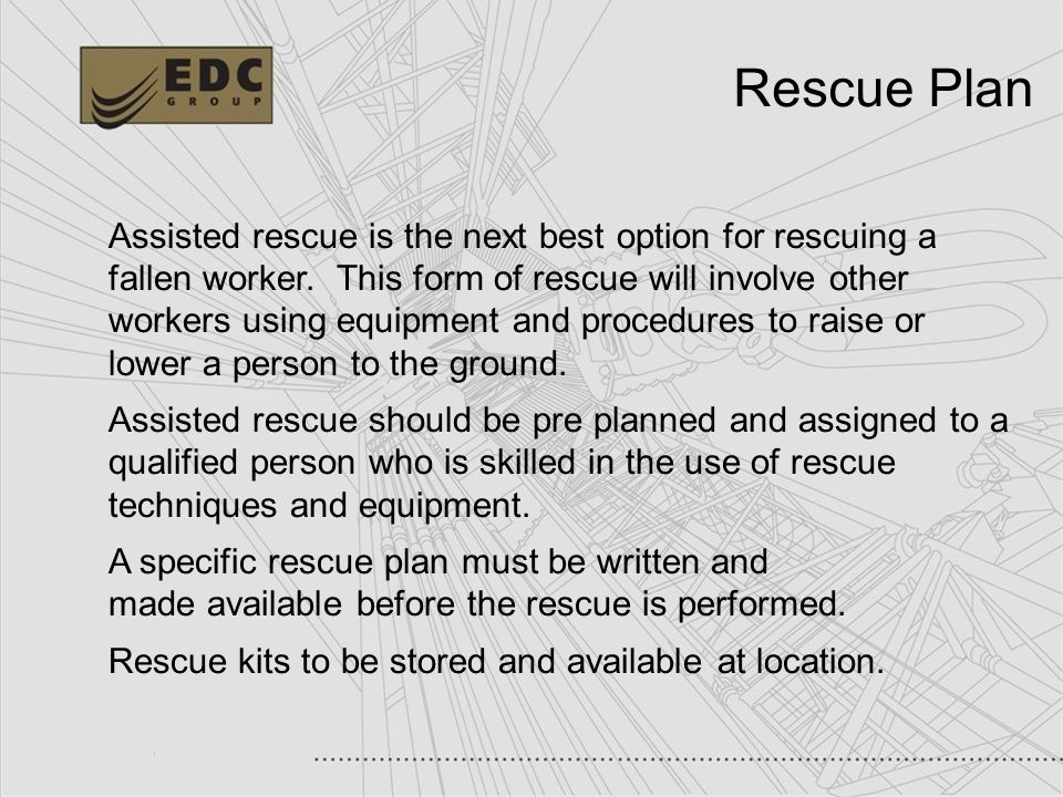Rescue Plan
