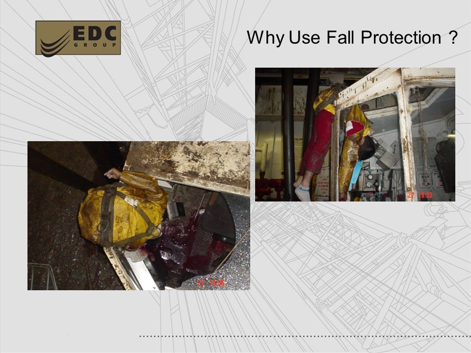 Why Use Fall Protection