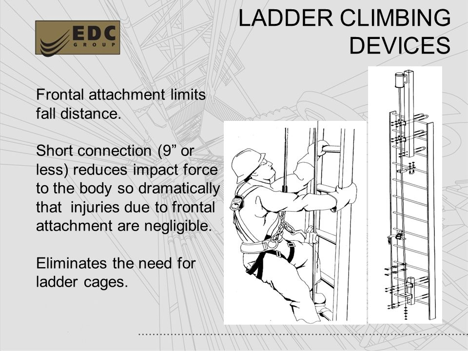 LADDER CLIMBING DEVICES