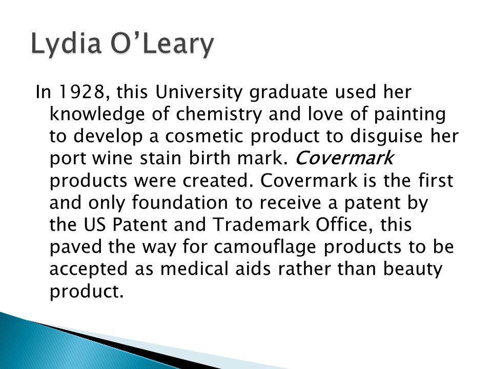 Lydia O'Leary