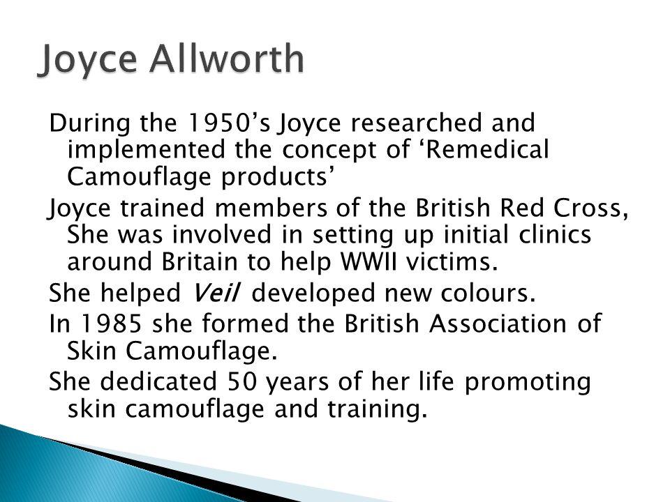 Joyce Allworth