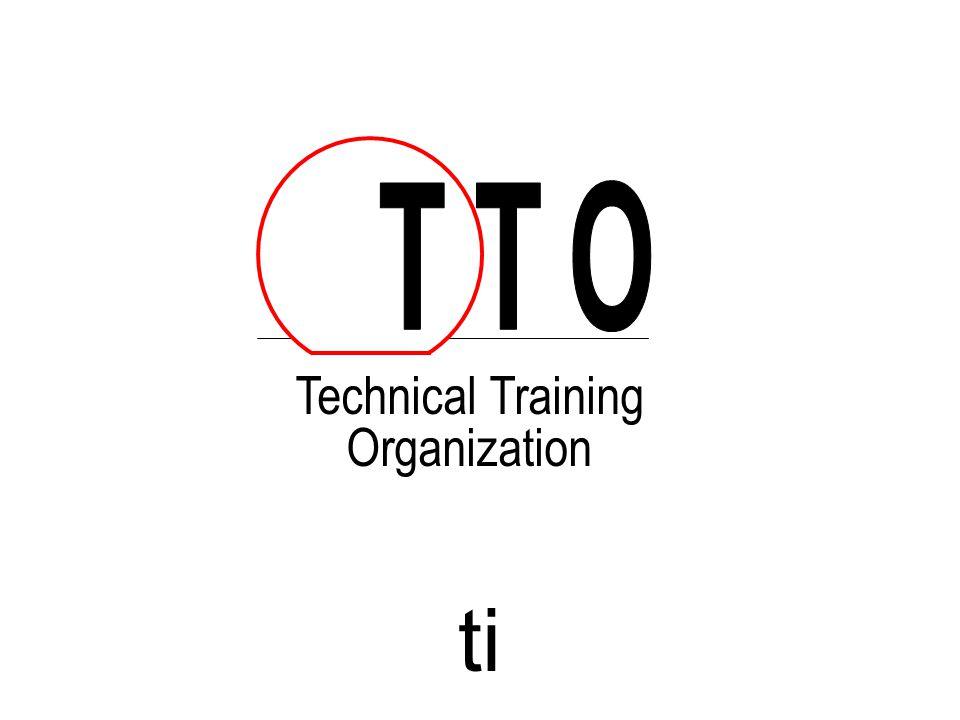 Technical Training Organization TTO ti