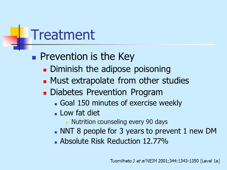Treatment Prevention is the Key Diminish the adipose poisoning