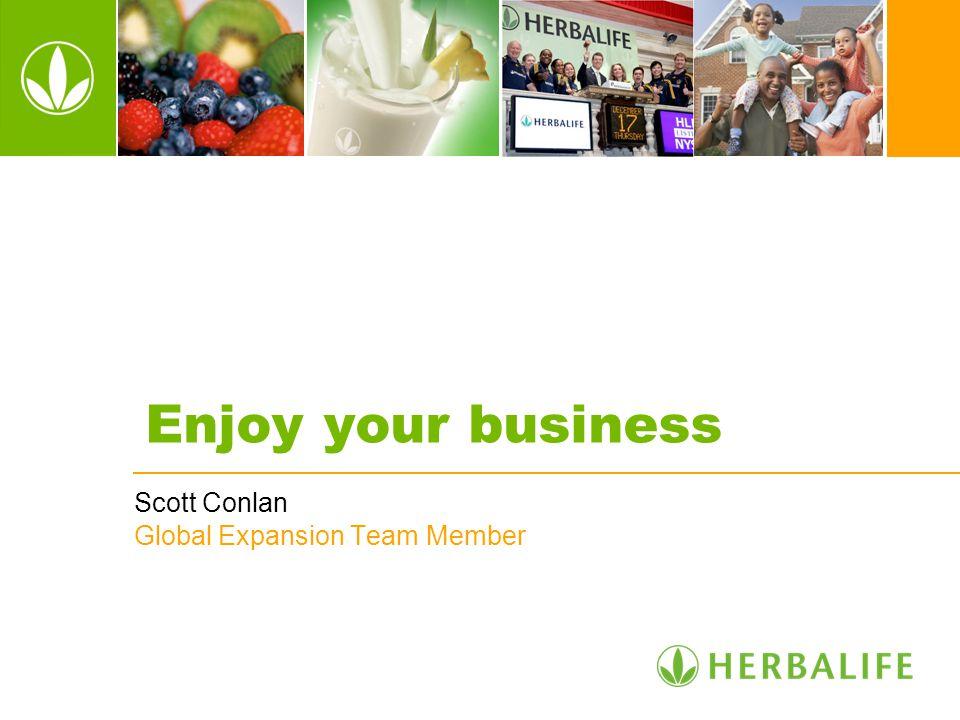 Scott Conlan Global Expansion Team Member