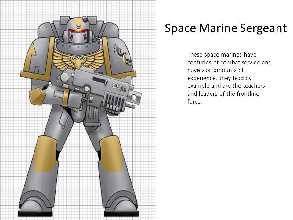Space Marine Sergeant