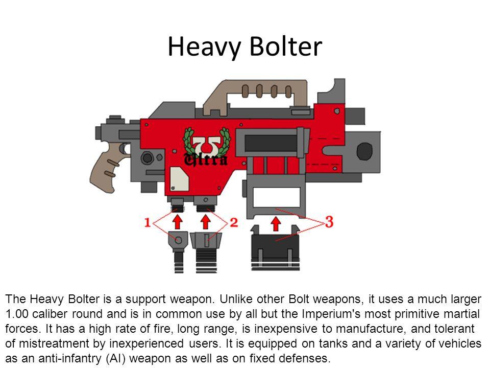 Heavy Bolter