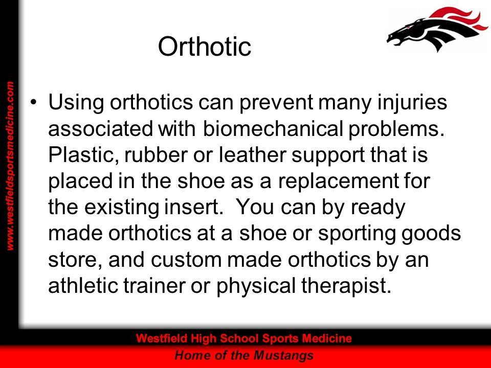 Orthotic