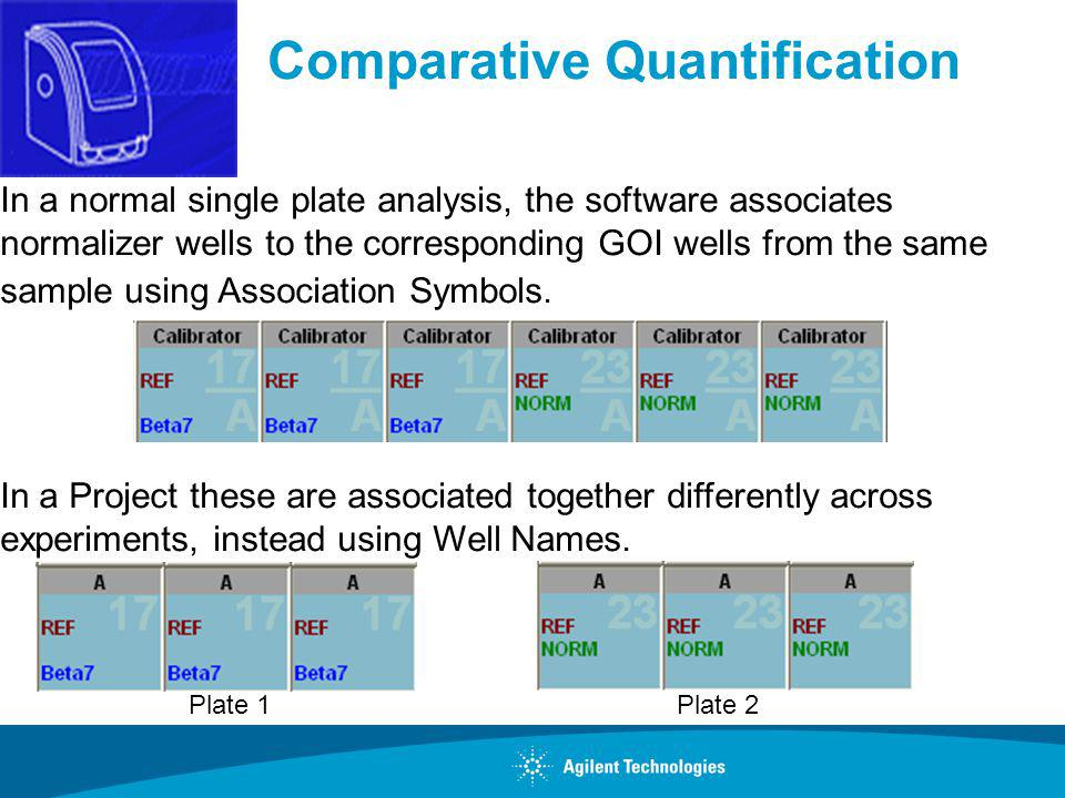 Comparative Quantification