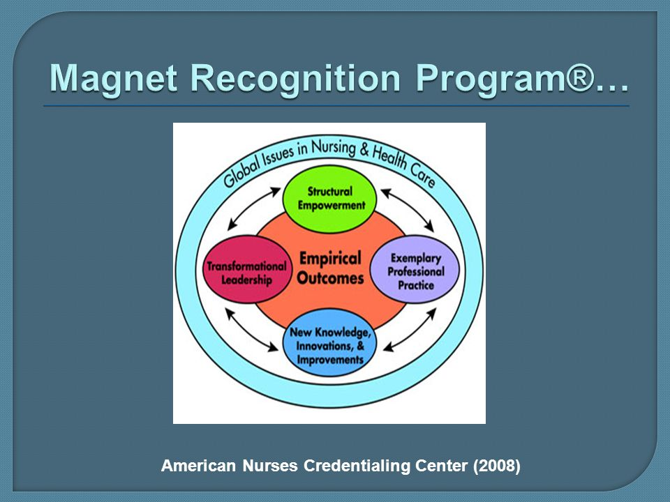 Magnet Recognition Program®…