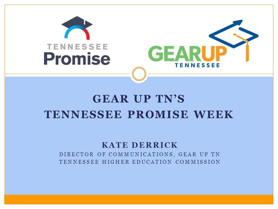 Tennessee Promise Week