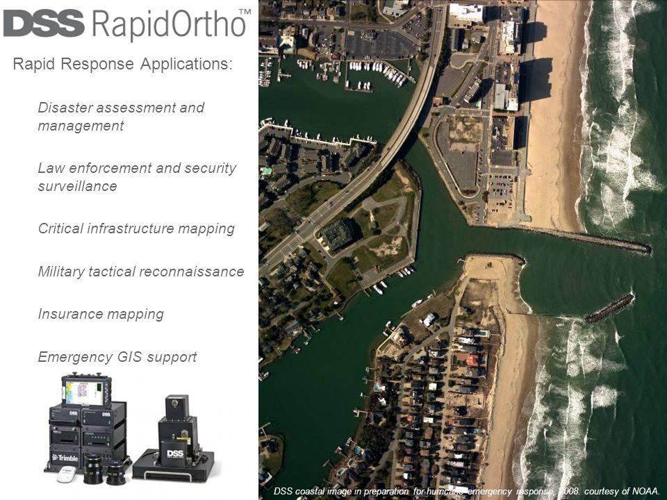 Rapid Response Applications:
