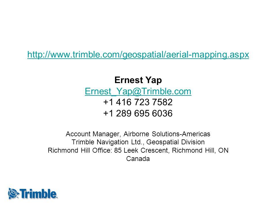 http://www.trimble.com/geospatial/aerial-mapping.aspx Ernest Yap