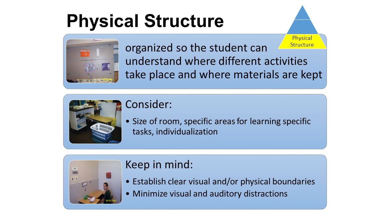 Physical Structure Physical Structure