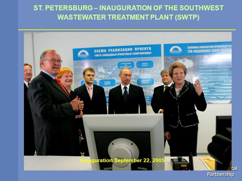 Inauguration September 22, 2005
