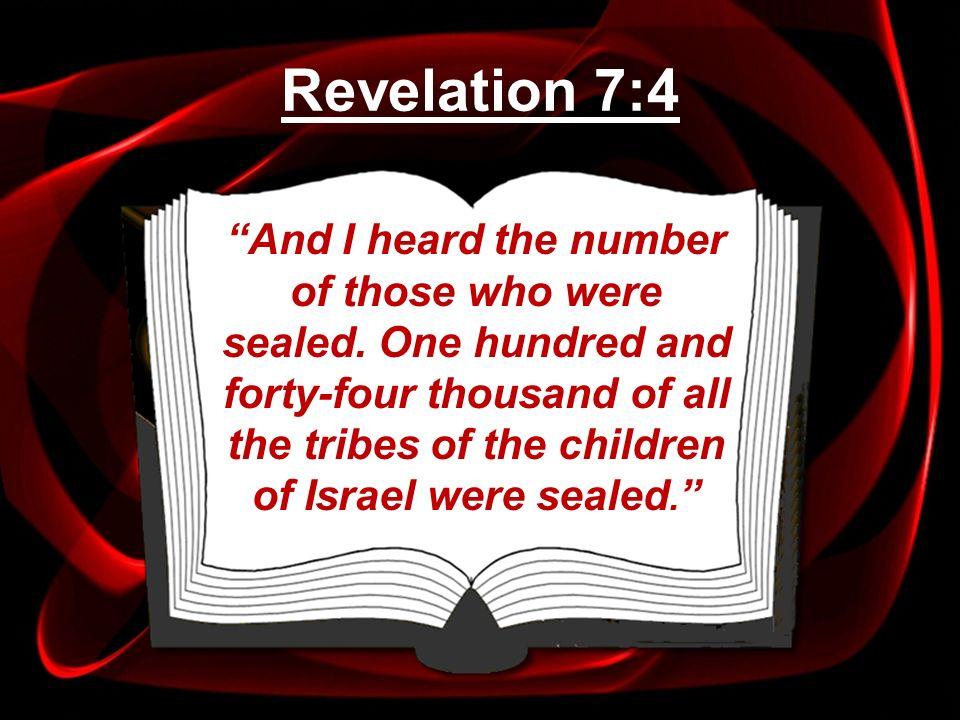 Revelation 7:4