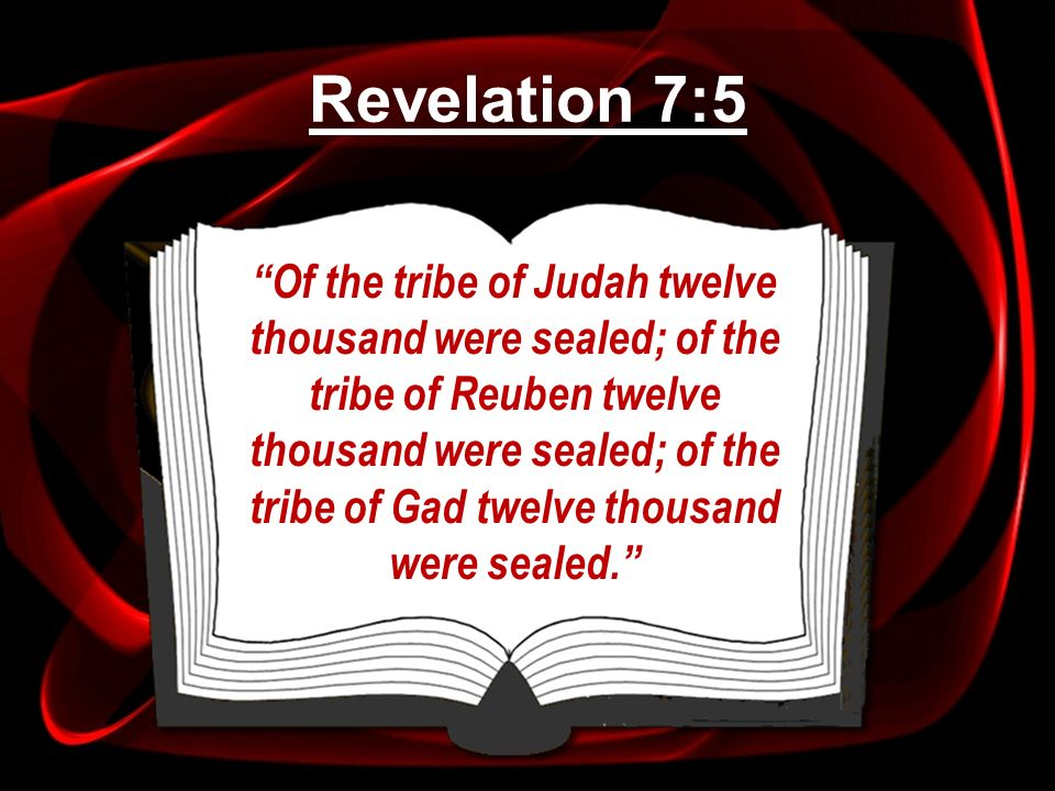 Revelation 7:5