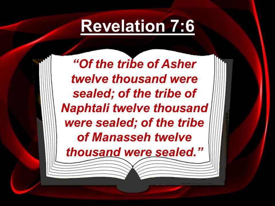 Revelation 7:6