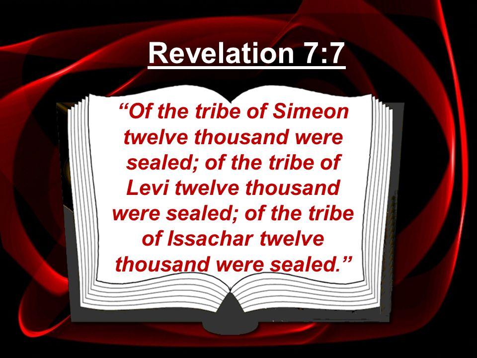 Revelation 7:7