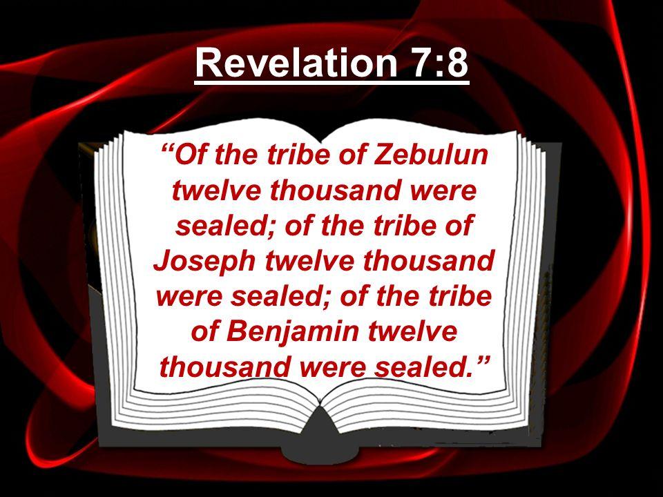 Revelation 7:8