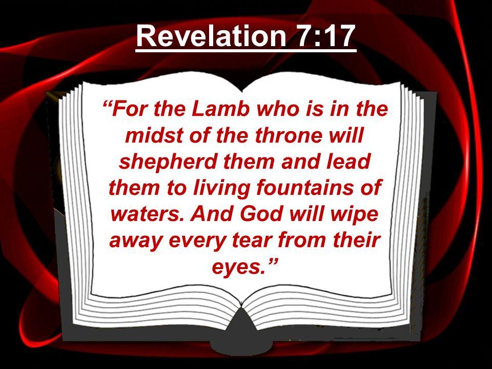 Revelation 7:17