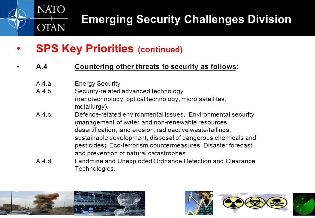 SPS Key Priorities (continued)