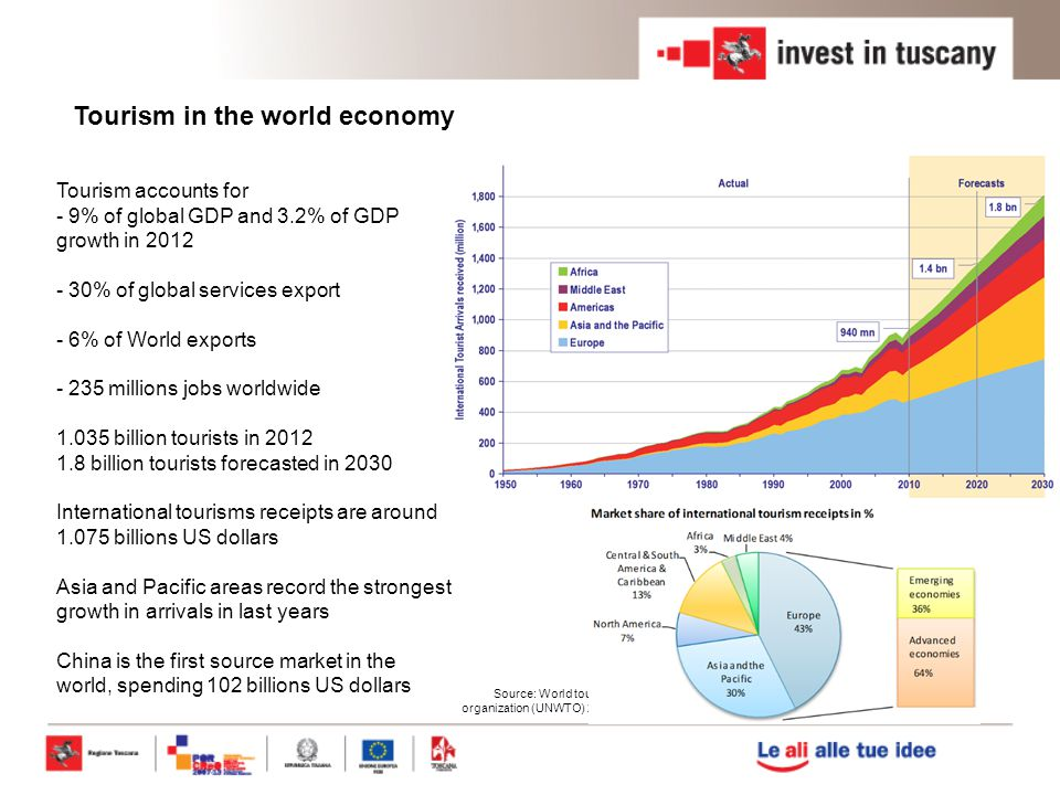 Tourism in the world economy