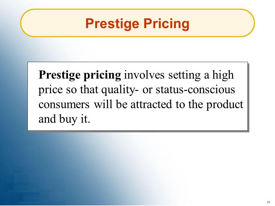 Prestige Pricing