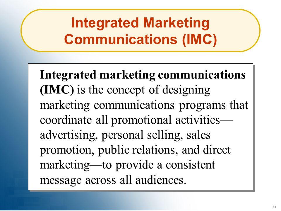 Integrated Marketing Communications (IMC)