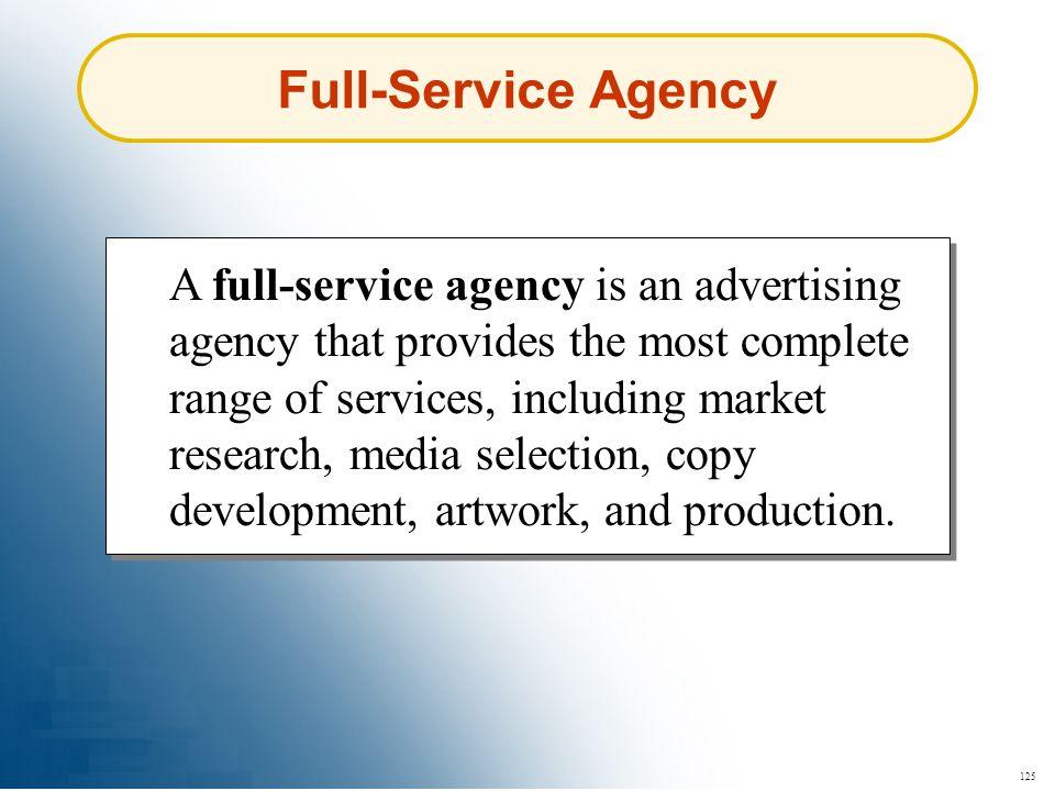 Full-Service Agency