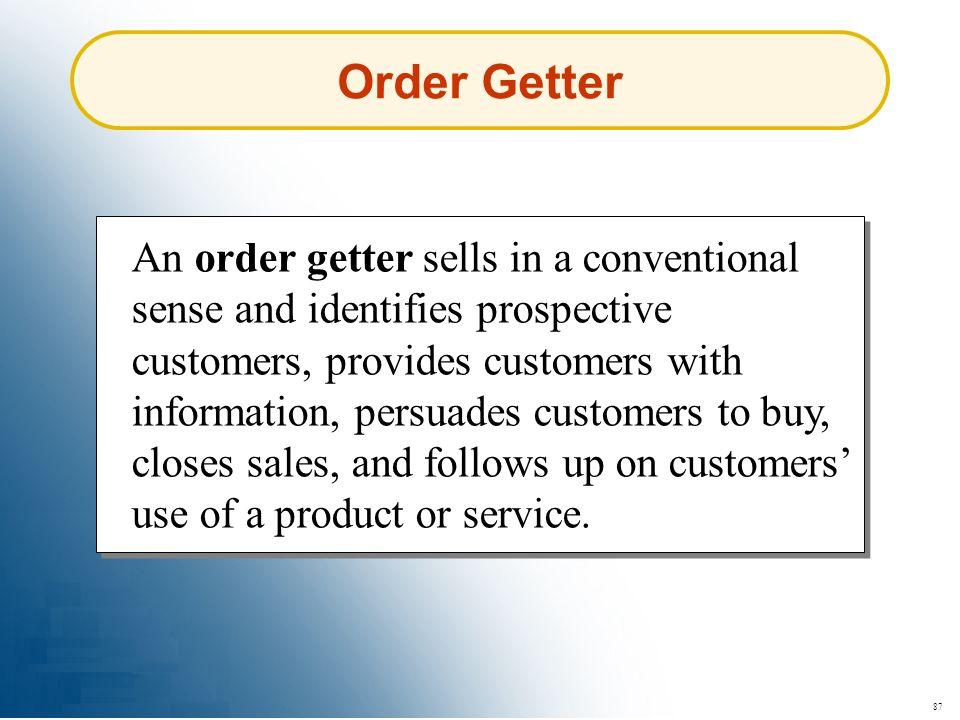 Order Getter