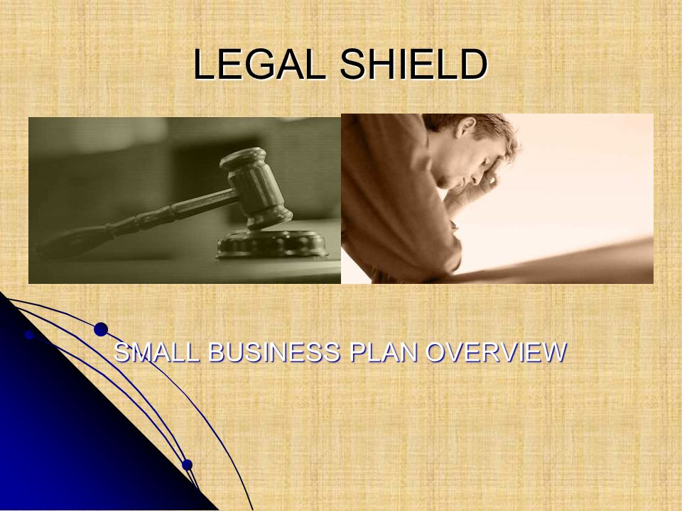 SMALL BUSINESS PLAN OVERVIEW