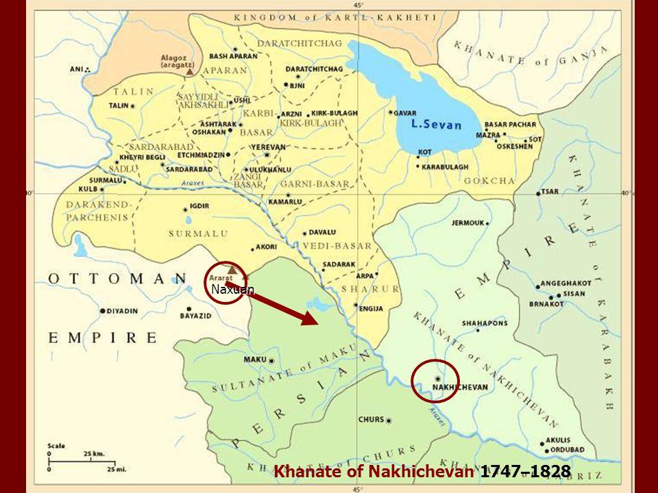 Khanate of Nakhichevan 1747–1828