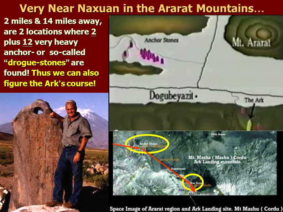 Very Near Naxuan in the Ararat Mountains…