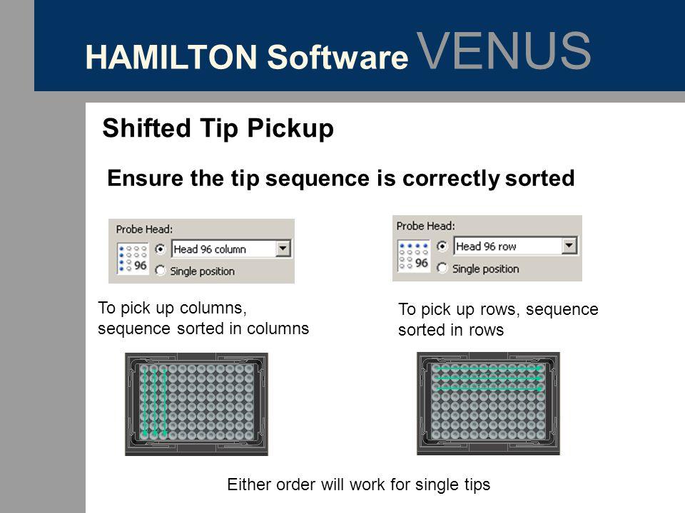HAMILTON Software VENUS