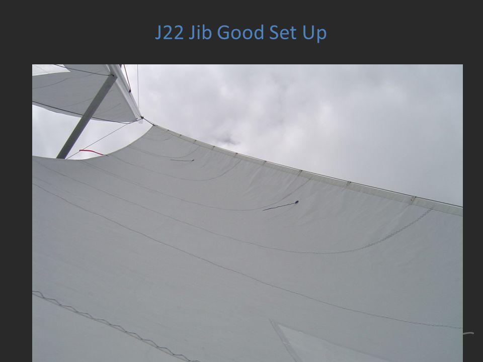 J22 Jib Good Set Up