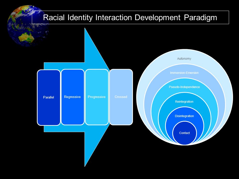 Racial Identity Interaction Development Paradigm