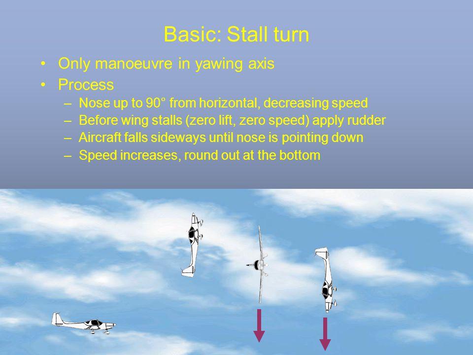 crash course in areobatics 3: stall turns | Flite Test