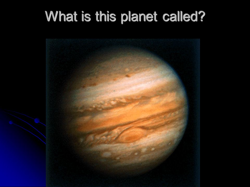 What is this planet called