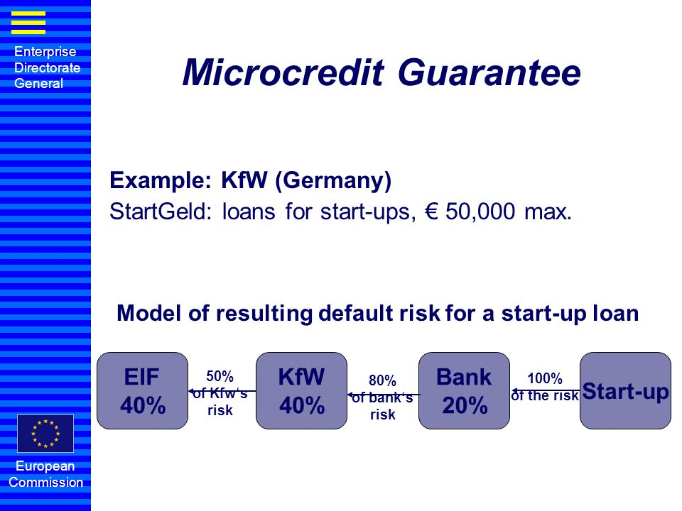 Microcredit Guarantee