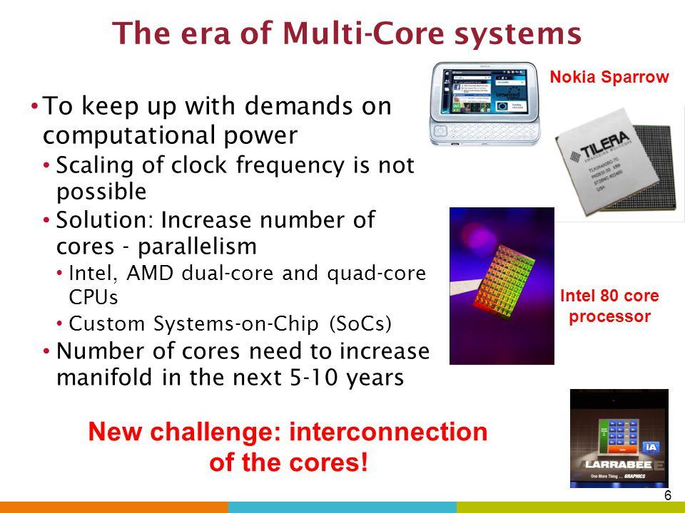 The era of Multi-Core systems