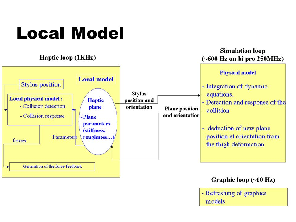 Local Model