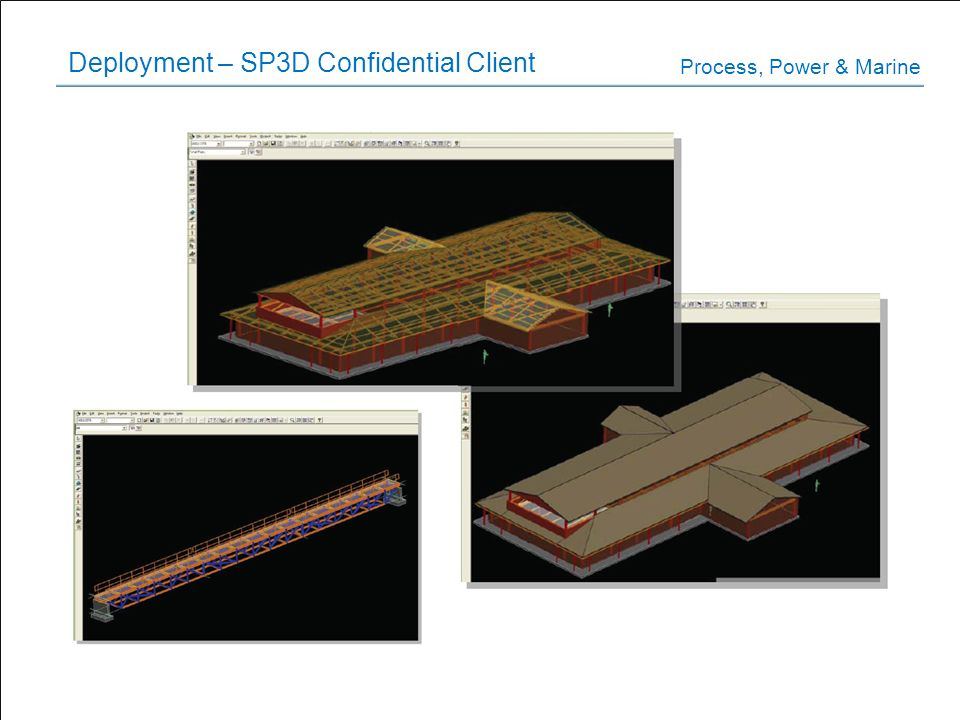 Deployment – SP3D Confidential Client